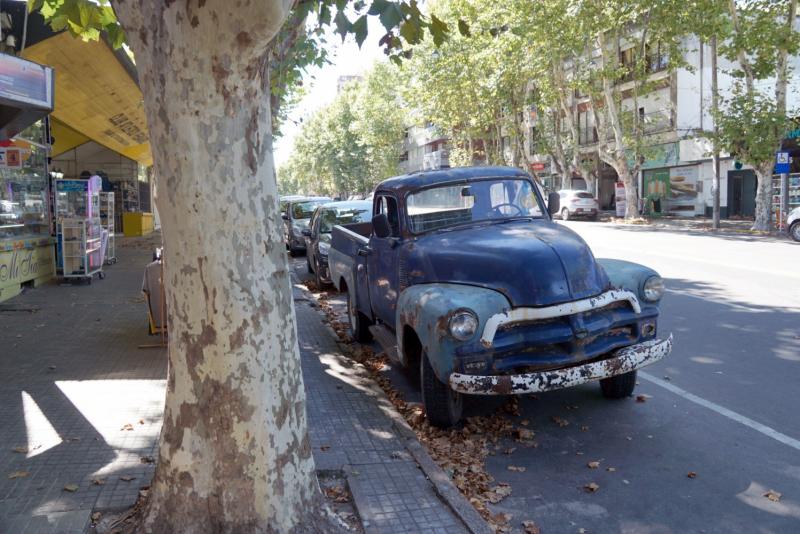 Аргентина, Чили, Уругвай на авто, самолете, пароме