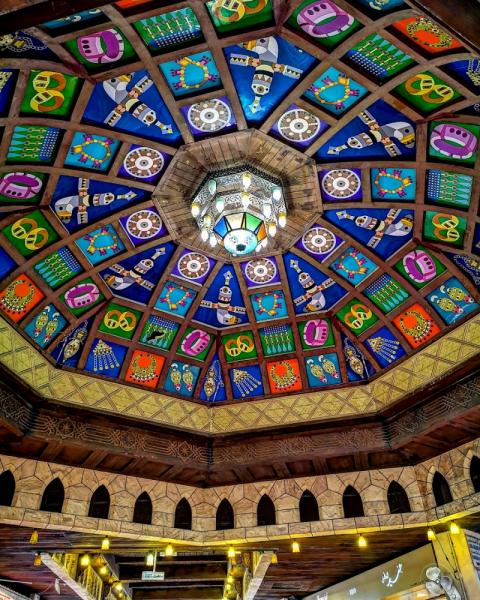 Ближний Восток - отличное начало года. Маскат и Абу-Даби, январь 2020