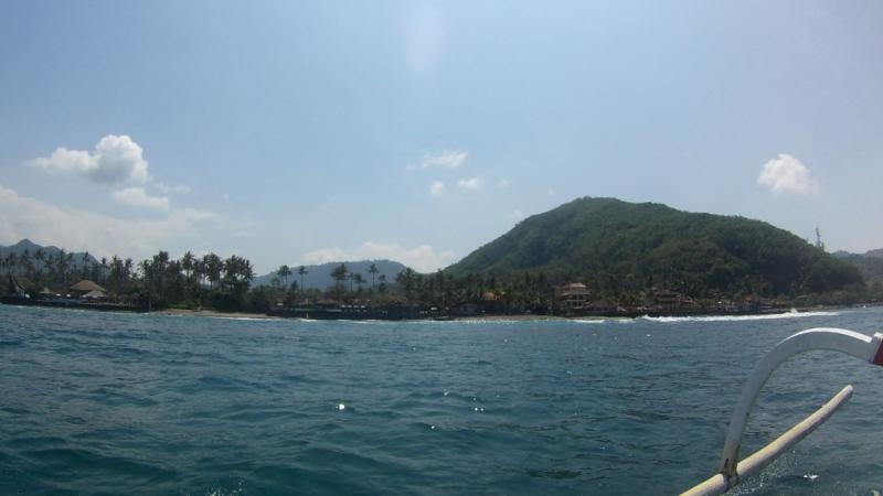 Индонезия, Бали, снорклинг из Чандидасы