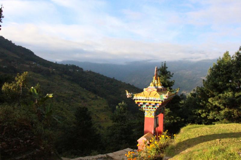 На пути к вершине мира. Трек к EBC  через  Чуккунг и перевал Конгма Ла (вход по земле, октябрь-ноябрь 2019).