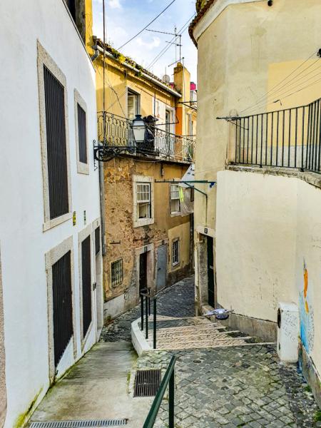 2 недели в Португалии общественным транспортом. Порту, Лиссабон и окрестности.