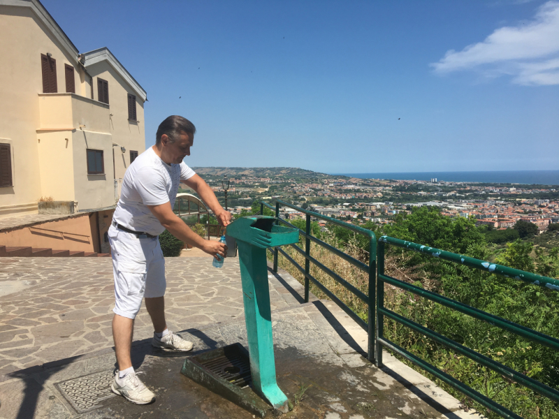 Италия 2019: возвращение в Рим и пляжный отдых в Монтесильвано