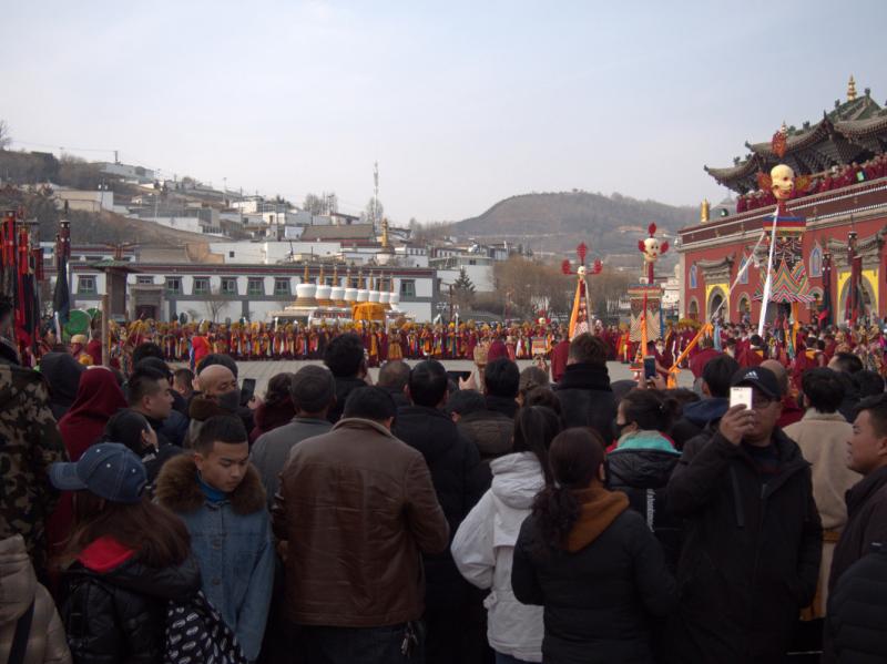 Китай 2020, экстремальный: Китайский Новый год + коронавирус