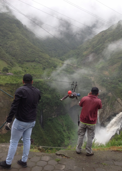 Галапагосские мечты или приключения двух русских и одного канадца в Эквадоре и Колумбии ( ноябрь - декабрь 2019)
