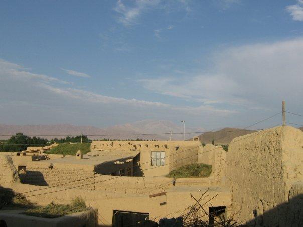 Одна в Афганистане или дела давно минувших дней.