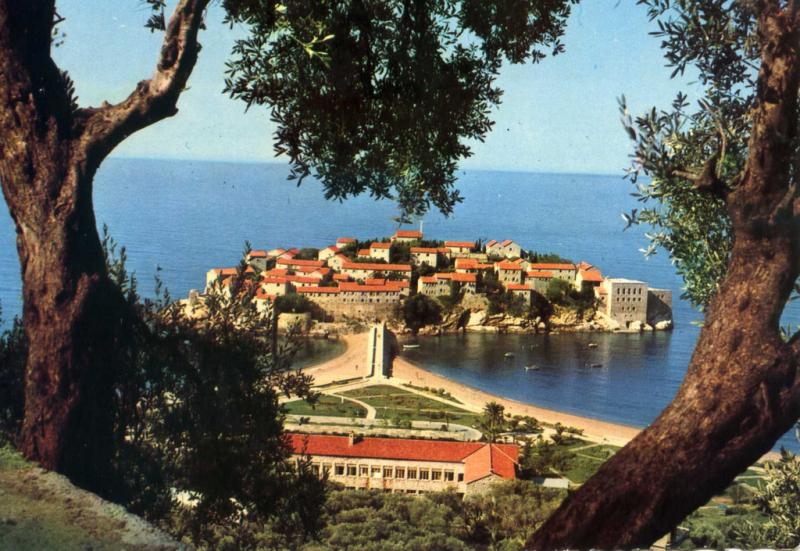 Первое путешествие за железный занавес. 1970 год. Югославия - Венгрия
