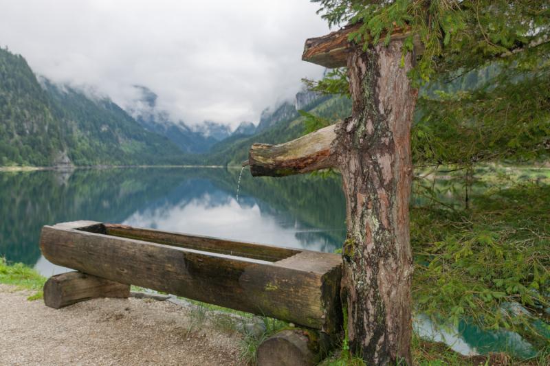 Вторая вылазка в Европу. На сей раз прекрасная Австрия.