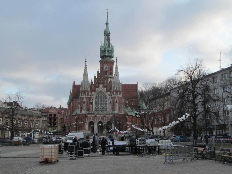 Юж.Польша и Прага общественным транспортом на НГ-2020