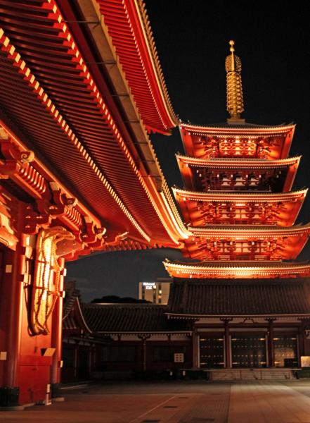 Коллекция японских впечатлений
