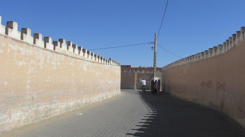 Марокко. Сага в 3-х частях
