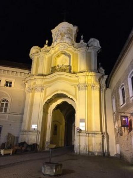 Короткая поездка в Вильнюс в условиях пандемии
