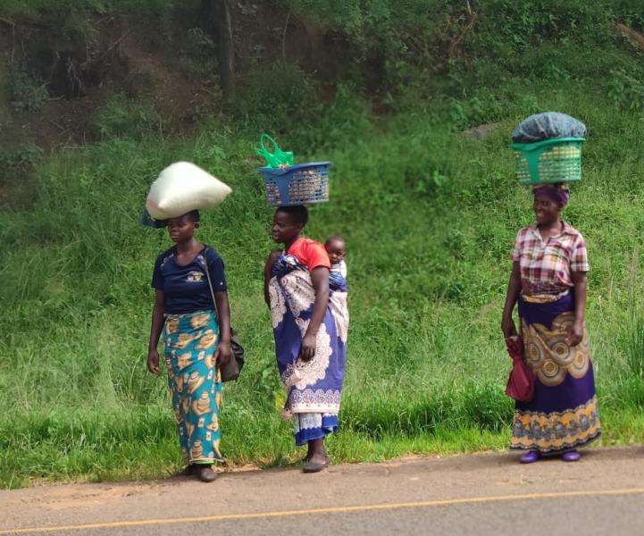 Малави. Февраль 2020.