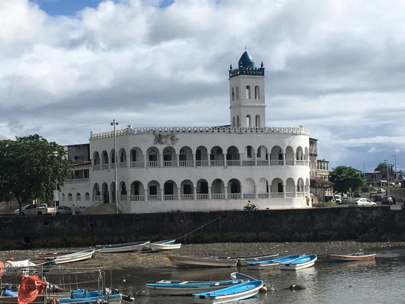 Коморские острова. Март 2020.