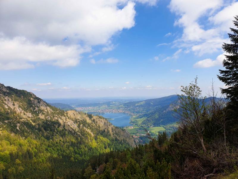 Карантиновые хроники. Немецкие Альпы. Однодневные походы
