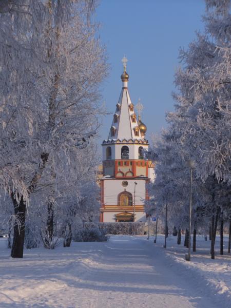 Листвянка и Иркутск на несколько дней