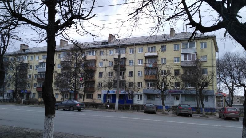 Владимир, март 2020 года