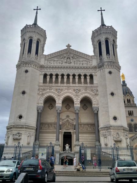 Поездка в Лион - 2 дня в сентябре (кварталы Прескиль и Сен-Жан, бушоны и трабули, холм Фурвьер и старинный фуникулер)