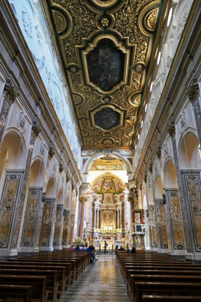 Неделя между Неаполем и Равелло