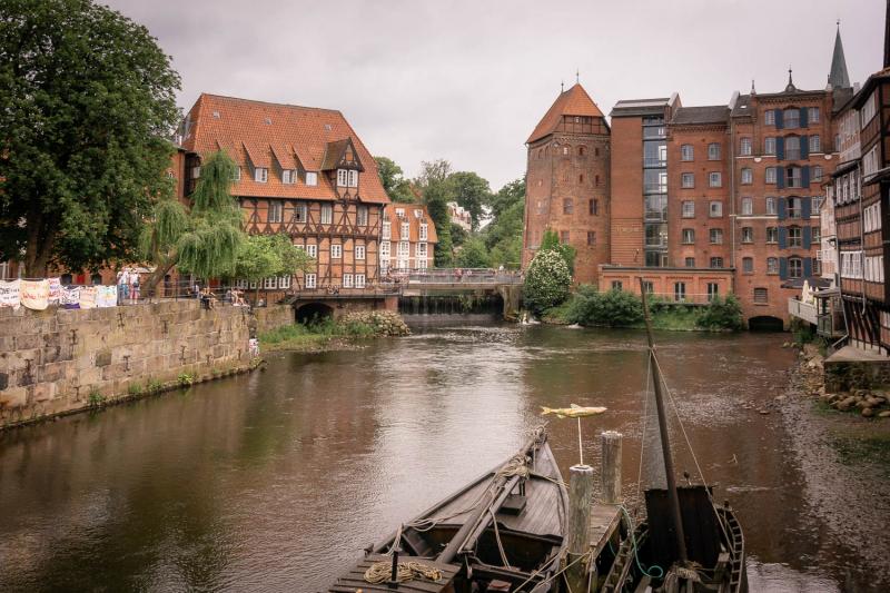 Отчёт: на выходные на остров Rügen из Берлина с ребёнком
