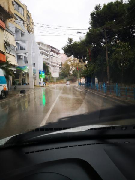 Албанский октябрь 2019.