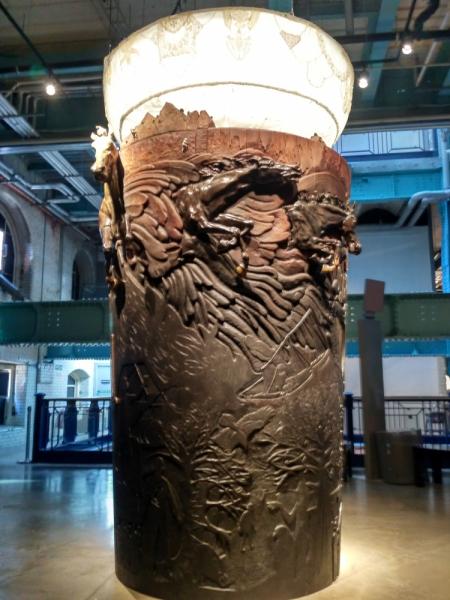 Поездка в Дублин - несколько дней в мае (Национальный музей Ирландии, пивоварня Гиннесс, парк Сент-Стивен-Грин, самый высокогорный паб Ирландии)