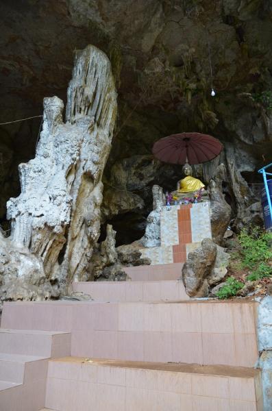 Море, водопады, пещеры, горы,  буддистские храмы  в провинции Краби, февраль - март 2020