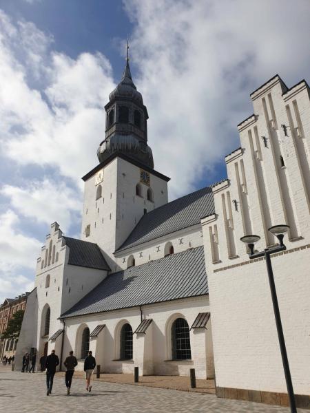 Дания в эпоху коронавируса (июль 2020) - из хостела в замок.