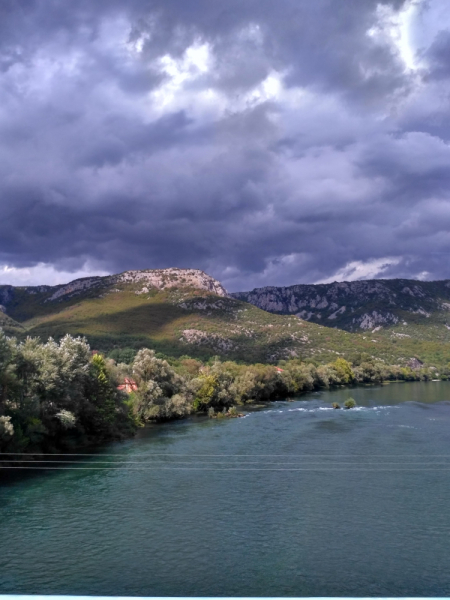 Поездка в Мостар - один день в сентябре (старый город, традиционный базар, мост через реку Неретву), Меджугорье и водопады Кравице