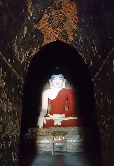 Мьянма странная!