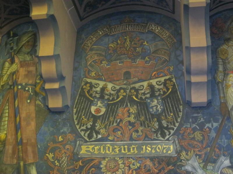 Поездки по Саару в разные годы (Саарбрюккен, виды Сааршляйф, завод Фёльклинген Хютте и Рождественская ярмарка) или D'Allemagne Патрисии Каас