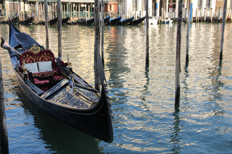 Путешествия дилетантов. Внезапная Италия.