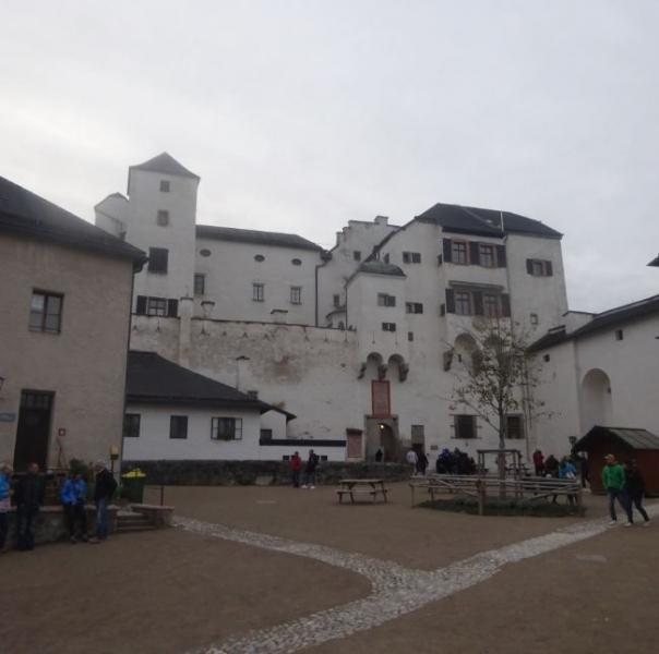 Три осенние мечты: Зальцбург (и Флоренция с Неаполем)
