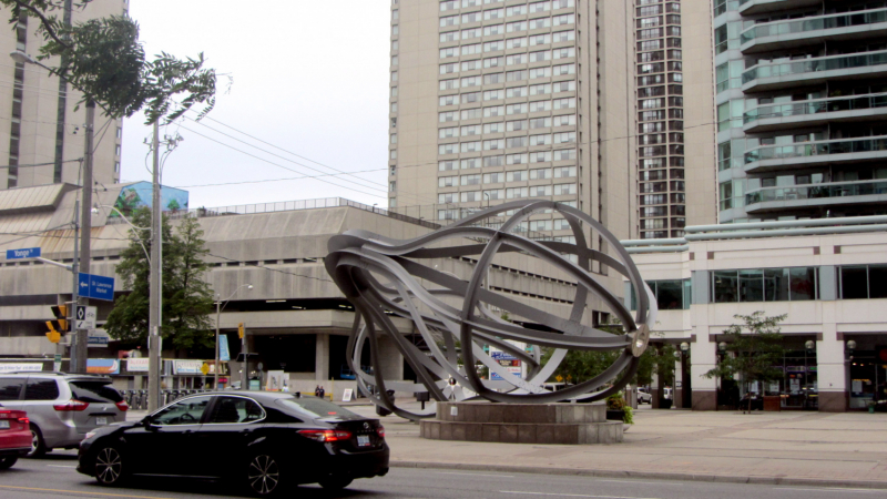 Культпоход в Торонто.