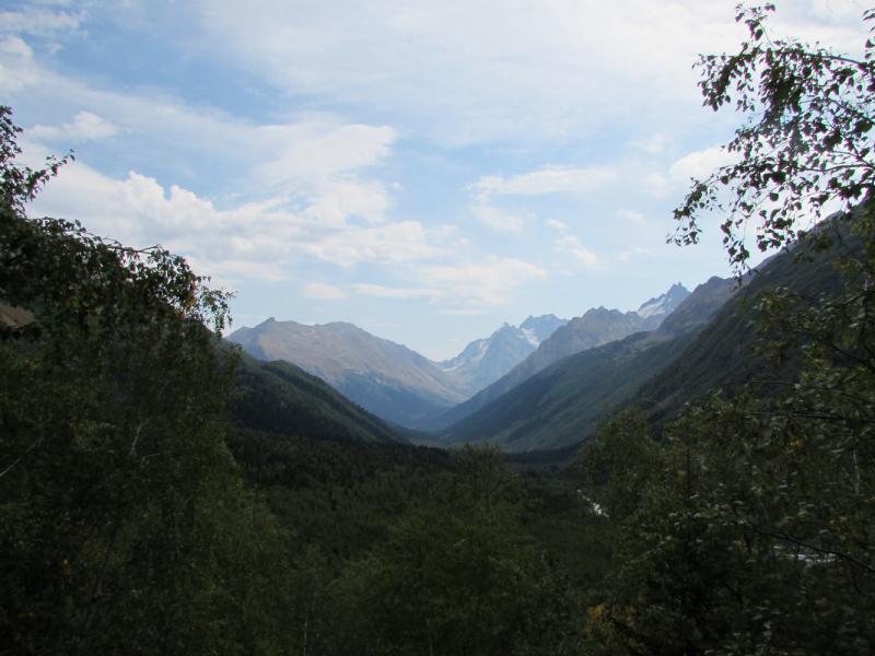 Кавказская кругосветка или CORONA Российской империи