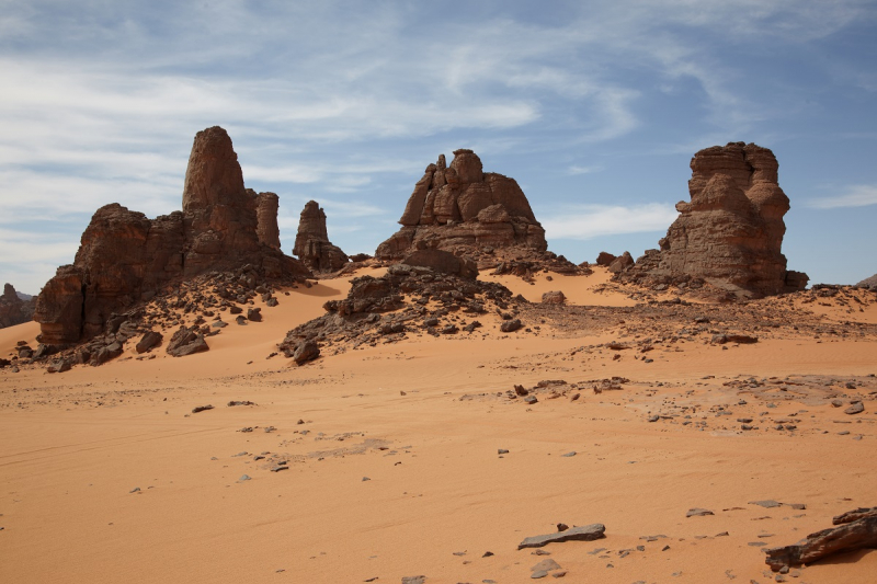 Последние в Ливии. Февраль 2011.