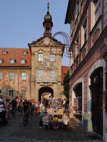 Bamberg. Немецкий Рим.