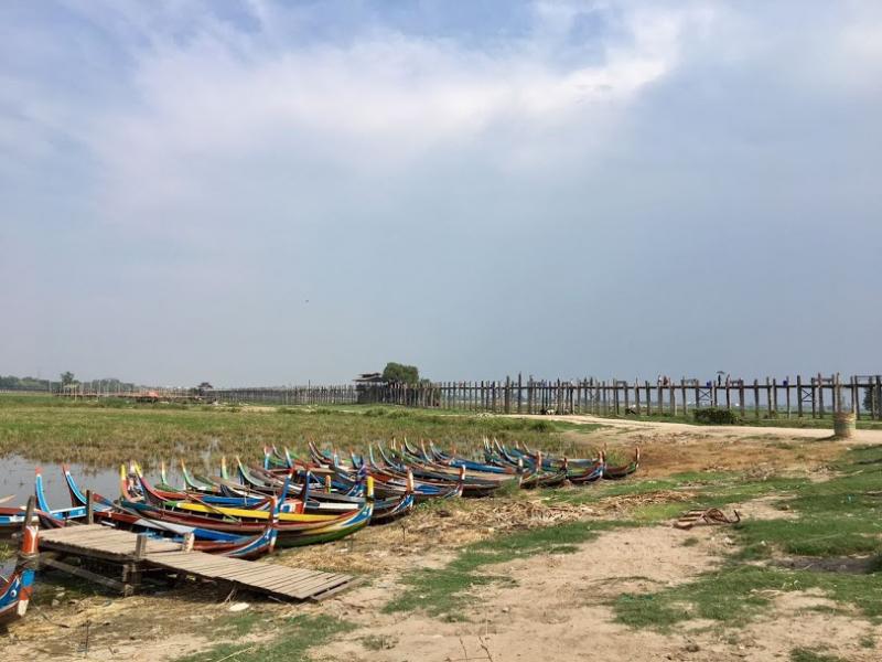 Внезапные мемуары от solo (нет) backpacker girl: Мандалай – Монива – Инле – Баган, май 2017