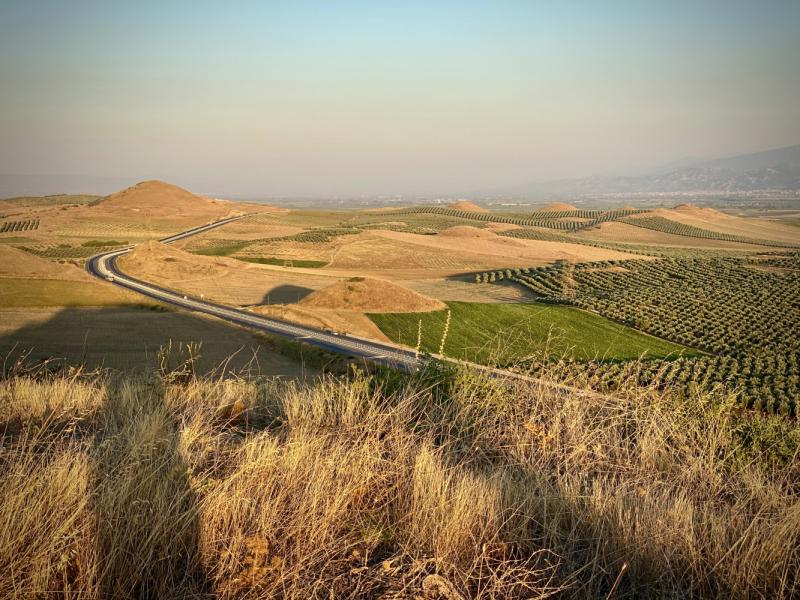 1500 км вокруг Измира