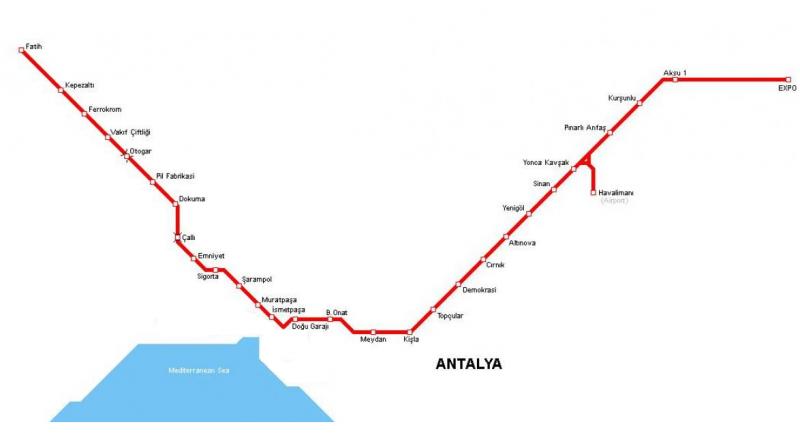 Анталья - такая Анталья... сентябрь 2020