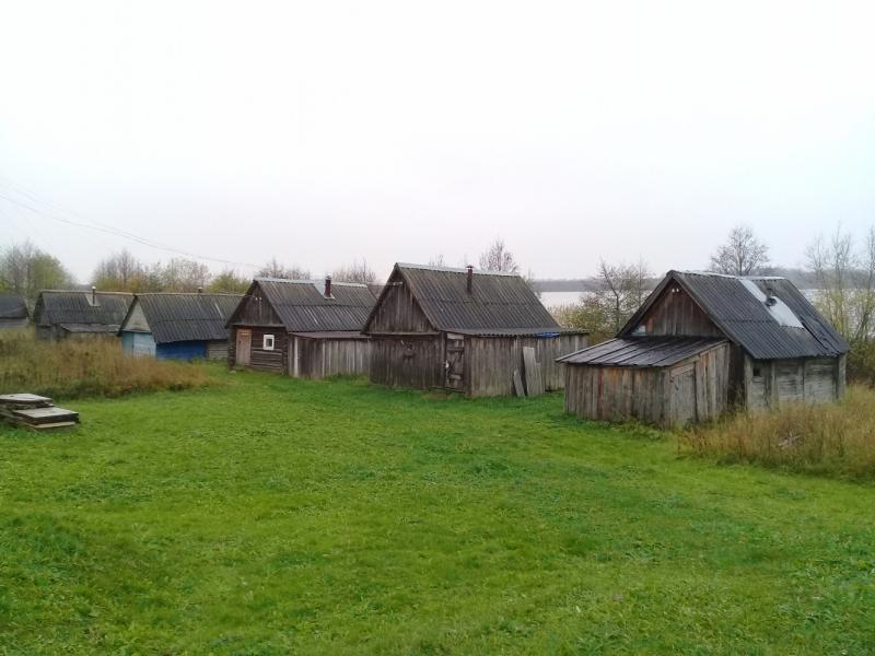 Познавательно-ненапряжный Русский Север. Часть 7.2. Еще больше клюквы, еще больше дичи