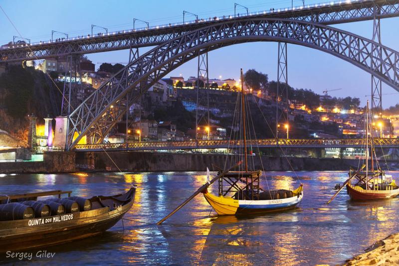 Импрессионистические заметки о Португалии