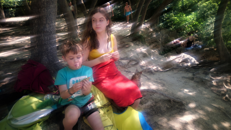 Мы с детьми в пустой Хорватии во времена холеры (июнь 2020, дальше направились в Словению)