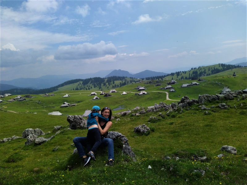 Мы с детьми в полупустой Словении во времена холеры (июнь 2020, дальше направились в Хорватию)