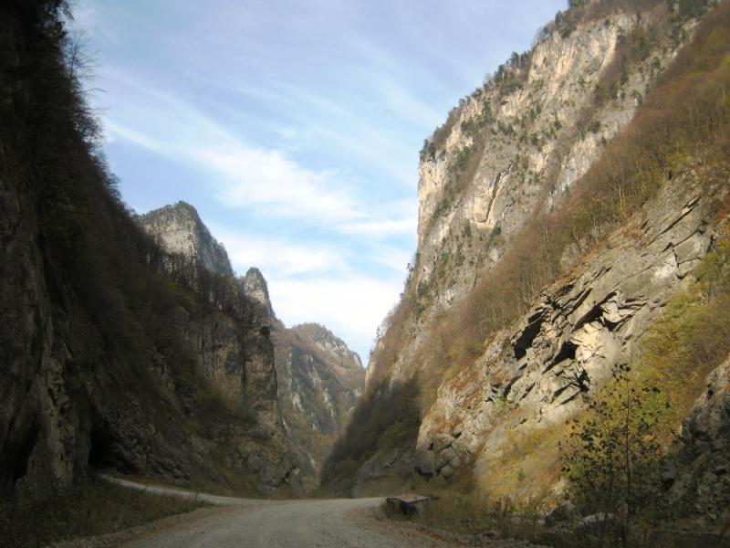 Вы находитесь на Кавказе! Владикавказ – Адлер – Горячий Ключ. Октябрь – ноябрь 2020