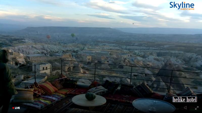 Выбор воздушного шара в Каппадокии