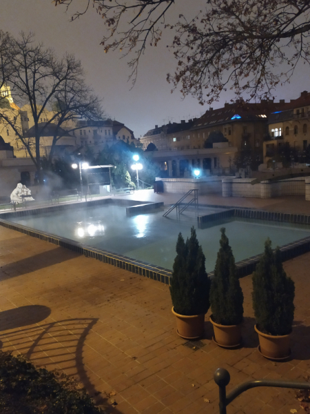 Седьмой год. Будапешт. Magyarország.