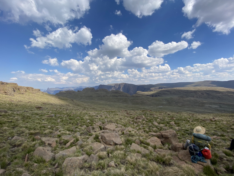ЮАР в ноябре 2020: Blyde River Canyon, Крюгер, поход в Дракенсберге и Кейп