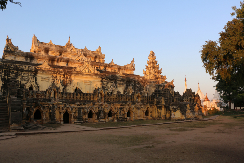 Мьянма. декабрь 2019. Воспоминания как из другой жизни