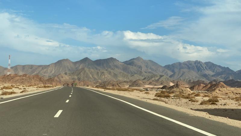 2800 километров по Египту на прокатной машине