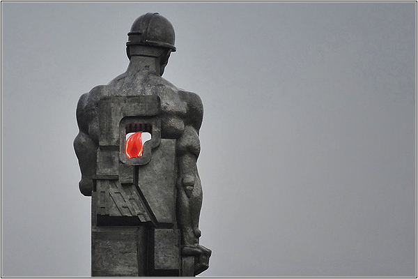 Кемерово - столица Кузбасса. Достопримечательности